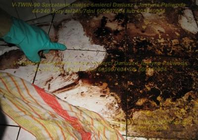 Specjalistyczne sprzątanie po zmarłym