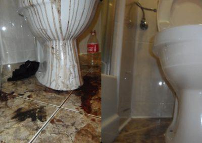 Dezynfekcja pokoi hotelowych po zgonie