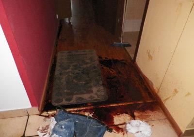 cleanup crime scene Dezynfekcja sprzątanie po zgonie