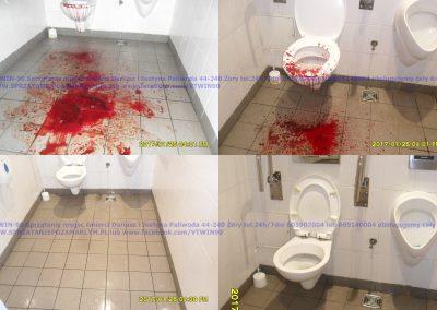 sprzątnie po samobójstwie HOTEL VTWIN90