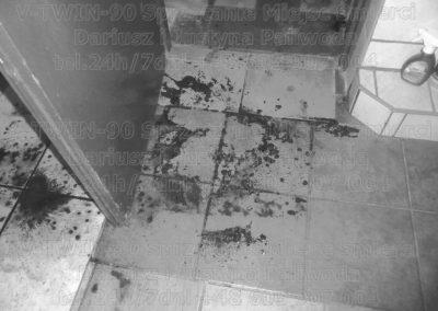 Biłgoraj czyszczenie po Zgonie Zmarłym Dezynfekcja mieszkań V-TWIN-90 Paliwoda JiD